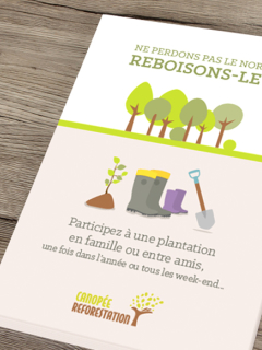 Canopée Reforestation